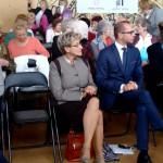 Radna, pani Hanna Chodecka, pani prof. Ewa Kozdroń i pan poseł Michał Szczerba